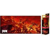 Doom--Extended-Gaming-Mousepad--Retro--80x35-cm