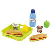 Ecoiffier-Chef-Sandwich-Set-op-Dienblad