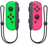 Nintendo-Switch-Joy-Con-Pair-Neon-Green-Pink