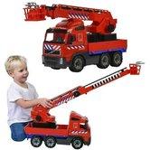 Volvo-Brandweerauto-met-Uitschuifbare-Ladder-58.5-cm