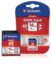 Verbatim-Vb-sdhc10-16g-Sdhc-kaart-16-Gb-Class-10