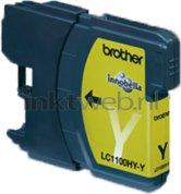 Brother-LC-1100HY-geel-(Origineel-Hoge-Capaciteit)