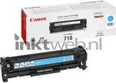 Canon-718-cyaan-(Origineel)