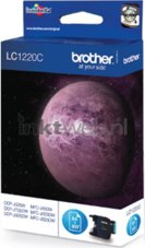 Brother-LC-1220C-cyaan-(Origineel)
