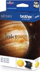 Brother-LC-1240Y-geel-(Origineel-Hoge-Capaciteit)