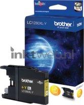 Brother-LC-1280Y-geel-(Origineel-XXL)