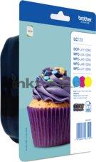 Brother-LC-123-Rainbow-pack-kleur-(Origineel-Hoge-Capaciteit)
