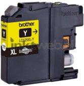 Brother-LC-125XLY-geel-(Origineel-XXL)