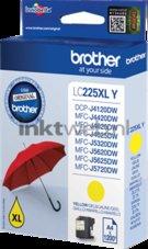 Brother-LC-225XLY-geel-(Origineel-Hoge-Capaciteit)