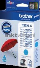 Brother-LC-225XLC-cyaan-(Origineel-Hoge-Capaciteit)