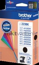 Brother-LC-223BK-zwart-(Origineel-Hoge-Capaciteit)
