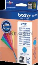Brother-LC-223C-cyaan-(Origineel-Hoge-Capaciteit)