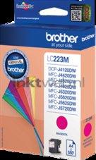 Brother-LC-223M-magenta-(Origineel-Hoge-Capaciteit)