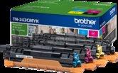 Brother-TN-243CMYK-zwart-en-kleur-(Origineel)