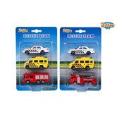 2-Play-Traffic-Hulpdiensten-3-Autos-Brandweer-Ambulance-Politie