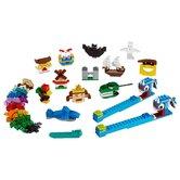 Lego-Classic-11009-Stenen-Set-+-2-Licht-Stenen