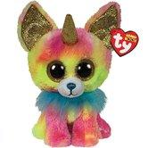 TY-Beanie-Boos-Chihuahua-Knuffel-Yips-24-cm