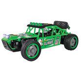 Ninco-RC-Mojave-High-Speed-Buggy-+-Licht-1:10-Groen-Zwart