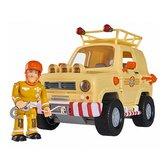 Simba-Brandweerman-Sam-Jeep-4x4-+-Figuur-en-Licht