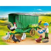 Playmobil-70138-Country-Kind-met-Kippenhok