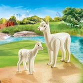 Playmobil-70350-Family-Fun-Alpaca-met-Baby