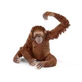 Schleich-Orang-Oetan-Vrouwtje