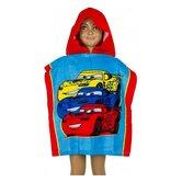 Disney-Cars-Poncho-Handdoek-50x100-cm