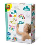 SES-Creative-Tiny-Talents-Zuignap-Dot-Art-48-Stuks