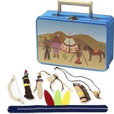 Simply-for-Kids-Tinnen-Indianen-Koffertje