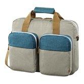 Hama-Laptoptas-Florence-II-Design-15.6-Petrol-grijs