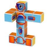 Geomag-Magicube-Robots