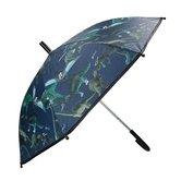 Paraplu-Dinos-Blauw-Groen