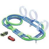 Wave-Racers-Mega-Match-Racebaan-+-2-Autos