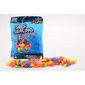 Aqua-Fun-Zelf-Afsluitbare-Waterballon-100-Stuks