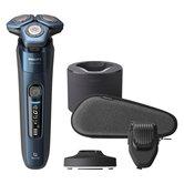Philips-S7786-59-Shaver-Series-7000-Scheerappraat-Blauw-Zwart