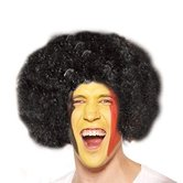 Belgian-Red-Devils-Afro-Wig