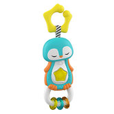 Clementoni-Baby-Pinguïn-Rammelaar-+-Licht-en-Geluid