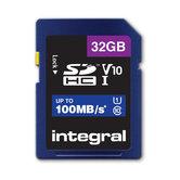 Integral-Sdhc-V10-100mb-s-32gb