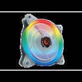 Rampage-RB-K4-Rainbow-case-fan-kit-met-afstandsbediening-LED-4-Fans