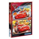 Clementoni-Cars-3-Puzzel-2x20-Stukjes