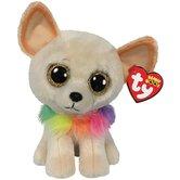 TY-Beanie-Boos-Chihuahua-Knuffel-Chewey-15-cm