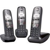 Gigaset-A475-Trio-DECT-Telefoon-Zwart