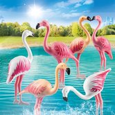 Playmobil-70351-Family-Fun-Flamingos