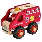 Simply-for-Kids-Houten-Brandweerauto