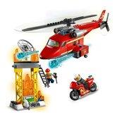 Lego-City-60281-Brandweerhelikopter