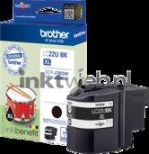 Brother-LC-22U-XL-zwart-(Origineel-Hoge-Capaciteit)