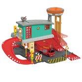Dickie-Toys-Brandweerman-Sam-Kazerne-+-Jupiter