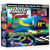 Magic-Tracks-Track-Glow-In-The-Dark-Raceaan-+-Auto-+-Licht