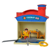 Simba-Brandweerman-Sam-Reddingstation-Koffer