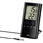 Hama-Lcd-thermometer-T-350-Zwart